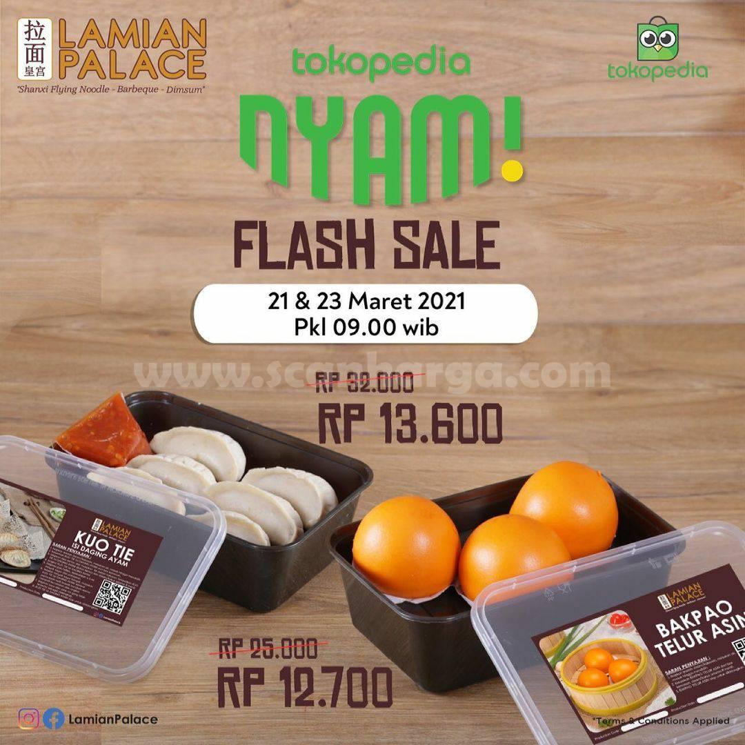 Lamian Palace Promo Flash Sale - Beli Forezen Food mulai Rp 12.700 di tokopedia