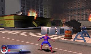 تحميل لعبة الرجل العنكبوت 2