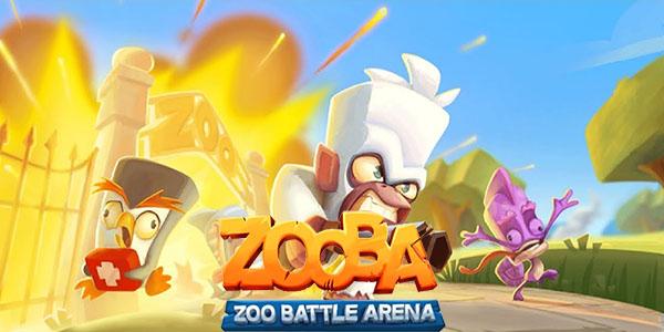 Zooba MOD APK Skills Vô Hạn