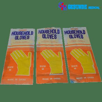 Sarung Tangan Karet House Hold