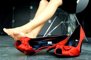 неустойчивые и высокие каблуки не нужны