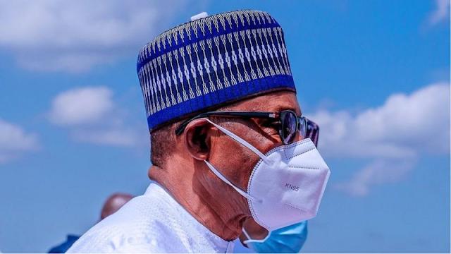 President Buhari in Bamako, first trip since COVID-19 - Photos