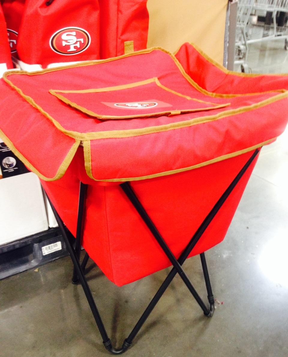San Francisco 49ers Party Cooler | Costco Weekender