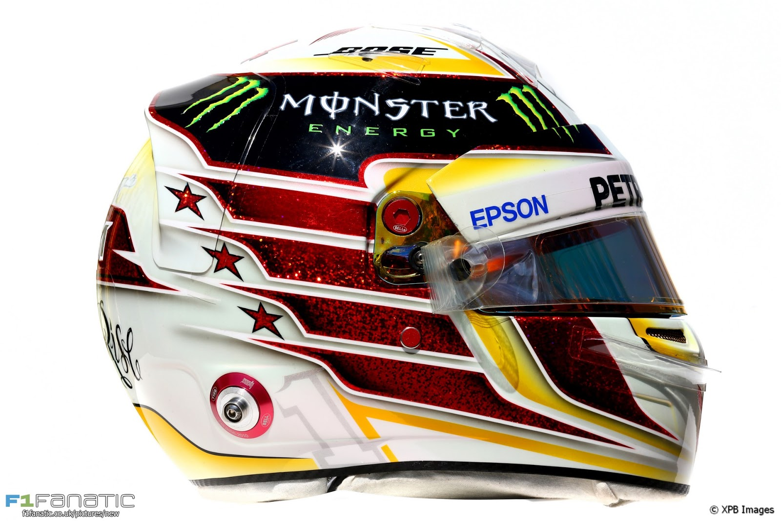 Racing Helmets F1
