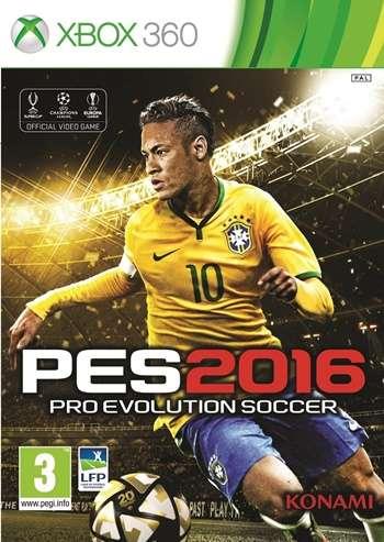 PES 16 XBOX 360 Español Region Free