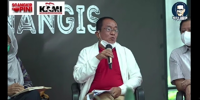 Said Didu: Kondisi Fiskal Indonesia seperti Pasien Covid-19 di ICU