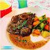 Balsamic Herbs Lamb Chop Recipe