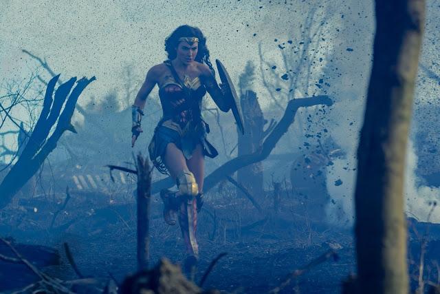 Wonder Woman – Recenze – 60%