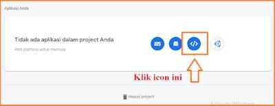 Membuat Aplikasi Project