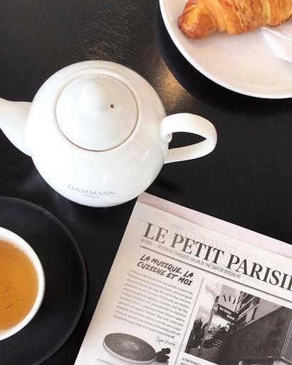 Mon petit café Parisien