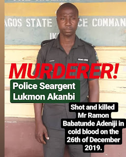 Police Who Shot Man Dead At The Star Boy Concert Finally Arrested (Photo) 1
