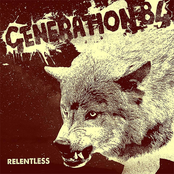 "Skatepunkers Exclusive: Generation 84 stream new album ""Relentless"""