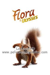 Flora & Ulysses (2021) HD 1080P Latino-Inglés  [Google Drive] LachapelHD