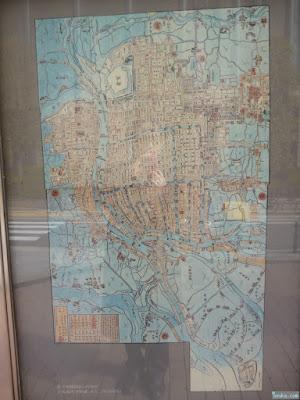 大阪の古地図