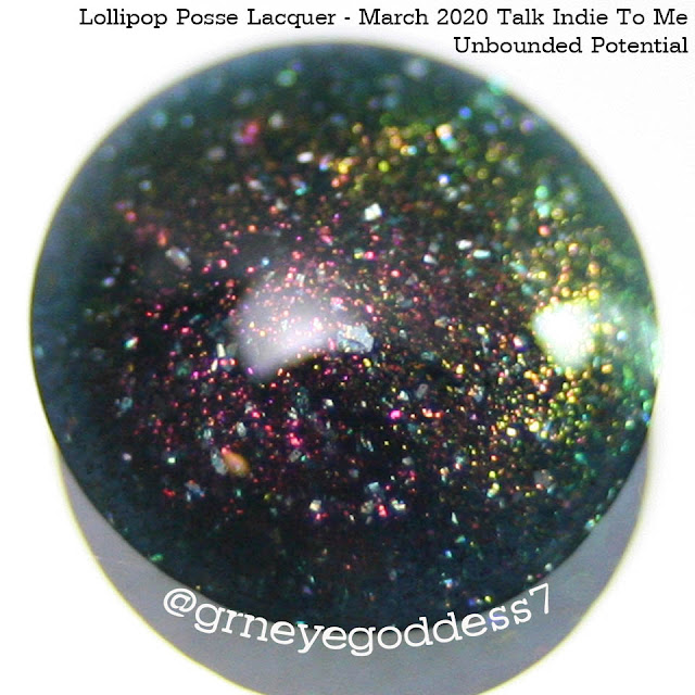 Lollipop Posse Lacquer Unbounded Potential