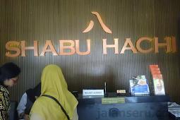 Makan Shabu Enak All You Can Eat Di Shabu Hachi Bintaro Tangerang