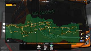 Profil Mod Map Jowo v72. khusus untuk Shd Pack Adudu