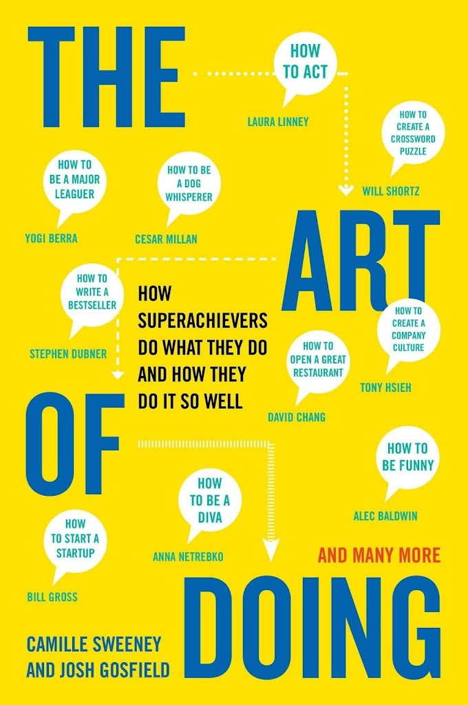 The Art of Doing by Camille Sweeney FREE Ebook Download