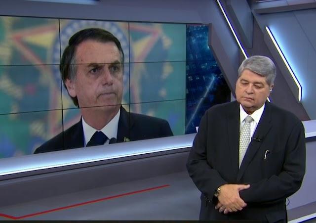 """Datena retruca Bolsonaro: """"por que essa comparação utilizando eu como portador de coronavírus"""""""