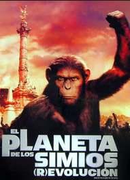 El planeta de los simios Revolución (2011) Online latino