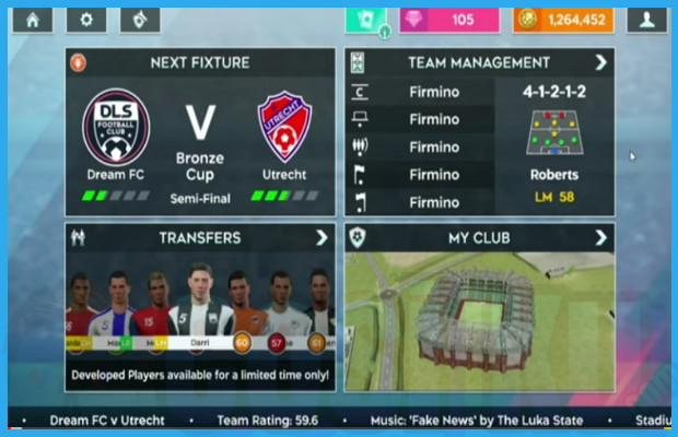 4 Cara Cheat Dream League Soccer Yang Terbaru, Tanpa Root Dan Pasti Berhasil
