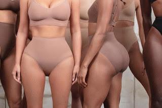 Kim Kardashian launches shapewear line Kimono!