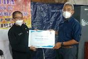 Jelang Idul Fitri 1442 H, HM Farhan Serahkan Bantuan Kelembagaan di 9 Titik di Kota Bandung