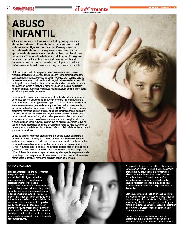 GUÍA MÉDICA EI INFORMANTE - Nº8