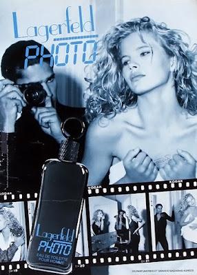 Lagerfeld Photo (1992 - 1993) Karl Lagerfeld