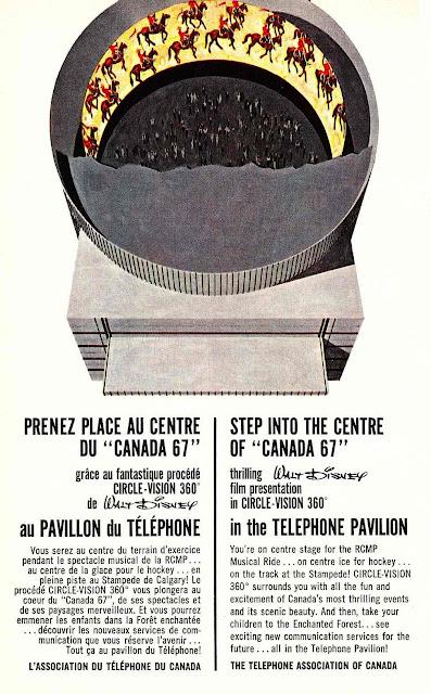 Circle-Vision 360° at Expo '67