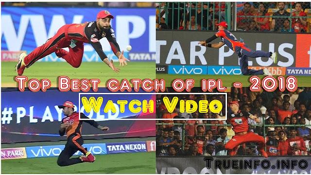 AB de Villiers, Bravo, Hardik Pandya, Manoj Tiwary, Mayank Agarwal, Premier League, Rajasthan Royals, Sports, Top Best Catches of IPL-2018, Trent Boult, Virat Kohli,