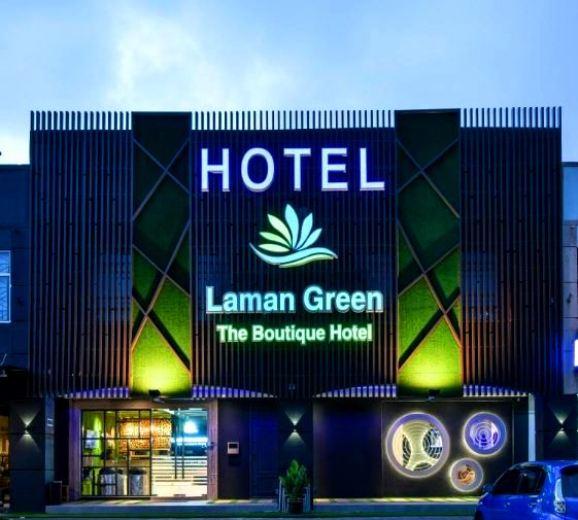 Laman green boutique hotel shah alam