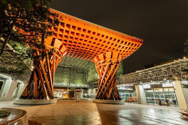 Kanazawa Station, Tsuzumi Gate