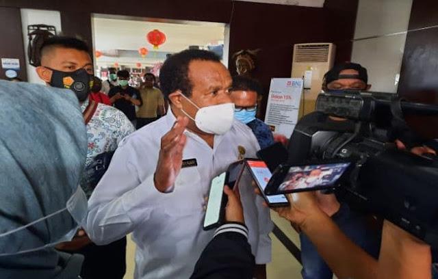 Polemik Dualisme Sekda Papua Berakhir
