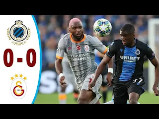 Club Brugge Vs Galatasaray 0-0 All Goals And Match Highlights [MP4 & HD VIDEO]