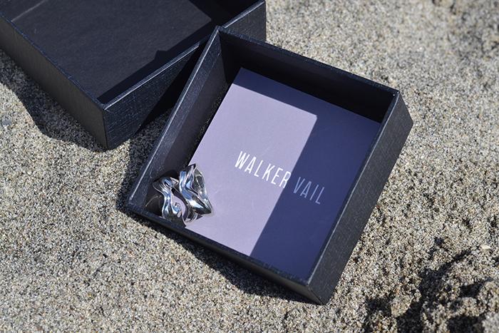 anello argento taline