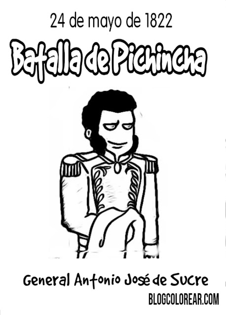guerra de independencia de Ecuador, Antonio José de Sucre