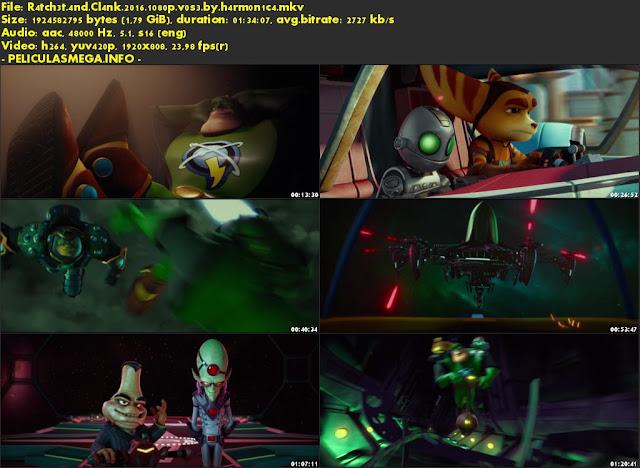 Descargar Ratchet & Clank Subtitulado por MEGA.