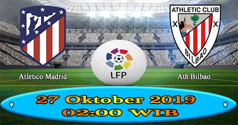 Prediksi Bola855 Atletico Madrid vs Ath Bilbao 26 Oktober 2019