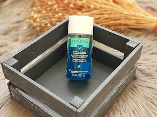 sephora waterproof göz makyaj temizleyici