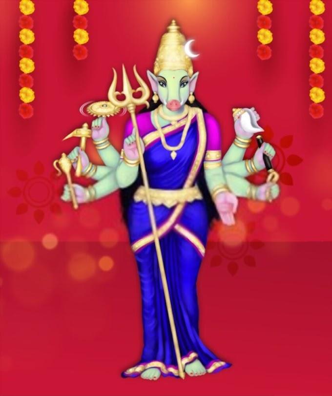 Varahi Amman : The Goddess of Kaliyuga