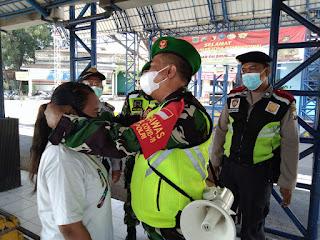 Operasi Gakplin Prokes Pandaan