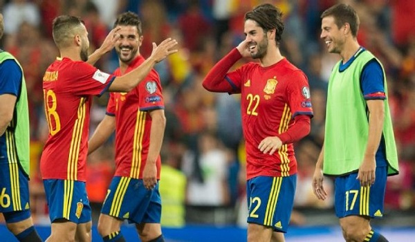 Prediksi Liechtenstein vs Spanyol Kualifikasi PD 2018