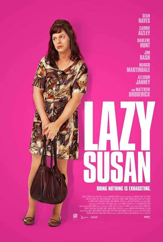 مشاهدة وتحميل فلم الكوميديا Lazy Susan 2020 مترجم اونلاين