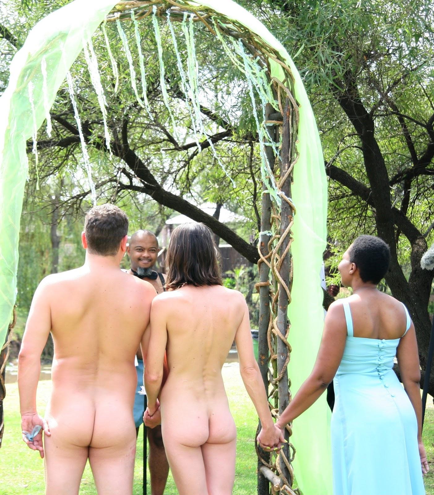 Nude Weddings 17