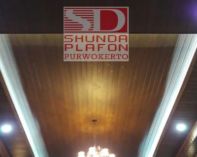 Pemasangan Shunda Plafon Rumah Pak Khelmi