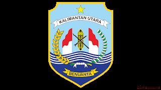 lambang logo provinsi kalimantan utara png transparan - kanalmu