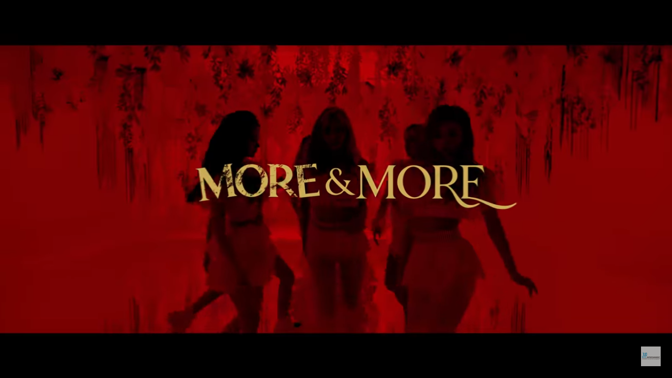 TWICE Reveals The Dance Break For 'MORE & MORE' on the Latest MV Teaser