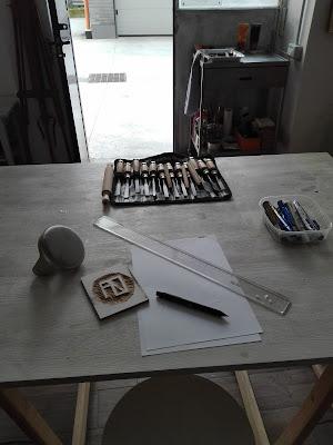 AULA DI XILOGRAFIA - ATELIER OFFICINA ARTISTICA