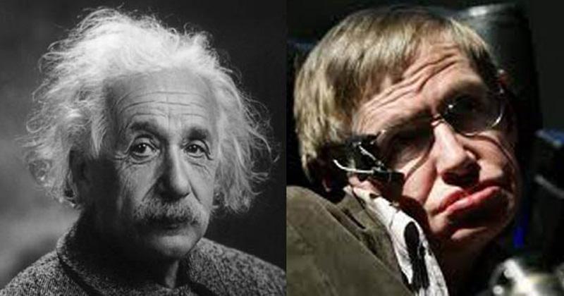 Einstein Hingga Hawking: Tuhan Tidak Sedang Bermain Dadu?